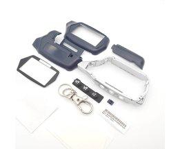 Russische versie C9 case sleutelhanger voor starline c9 lcd twee manier auto remote