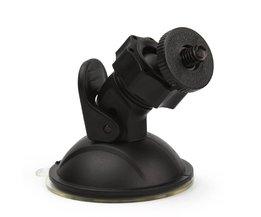 Universele Autohouder Voor DVR DV GPS Camera Telefoon Zuignap Op Voorruit Dashboard Statief Auto Standhouder Auto-styling