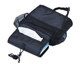 Auto Seat Organizer Holder Multi-Pocket Travel Opbergtas Hanger Terug warm of koud