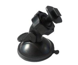 CheMeiMei Zwart 360 Graden Draaibare Houder Voor Sport DV Camera Mount DVR Houders Rijden Recorder Zuignap Drop