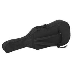 MyXL Draagbare 4/4 & 3/4 Cello Tas Gig Draagtas Case Rugzak Verstelbare Schouderriem Zwart