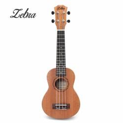 MyXL 21 inch 15 Frets Mahonie Sopraan Ukulele Gitaar Uke Sapele Rosewood 4 Strings Hawaiian Gitaar Muziekinstrumenten Voor Beginners