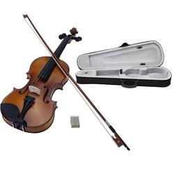 MyXL Full Size 4/4 Viool Fiddle Basswood Staal String Snaarinstrument voor Kids Beginners Cirkel Stijl Boog
