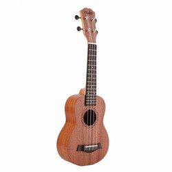 MyXL 21 Inch Sopraan Akoestische Elektrische Ukulele Gitaar 4 Strings Ukelele Guitarra Handwerk Hout Wit Gitarist Mahonie Plug-in