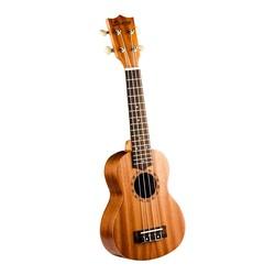 MyXL SOACH 21 inch ukelele Sopraan handgemaakte palissander toets Mahonie body Gitaar 4 gitaar Voor beginners instrument unisex