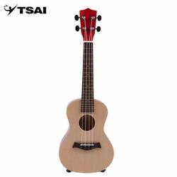 MyXL TSAI 23 Inch Universele Houten Ukulele Draagbare Size Hawaii Stijl Palissander Ukelele Muziek Instrument Voor Beginners Spelers
