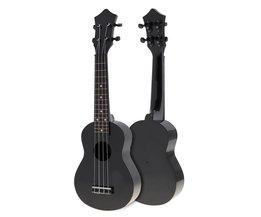 21 Inch Kleurrijke Akoestische Ukulele Uke 4 Strings Hawaii Gitaar Guitarra Muziekinstrument voor Kinderen Kinderen Beginner