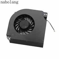 MyXL Nabolang Voor Dell Precision M6600 Laptop CPU Koeler Ventilator Voor Dell M6600 cpu koelventilator