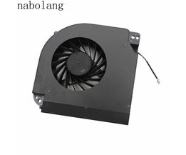 Nabolang Voor Dell Precision M6600 Laptop CPU Koeler Ventilator Voor Dell M6600 cpu koelventilator