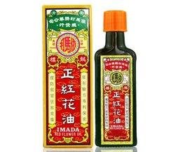 Imada Rode Bloem Pijnstillende Olie (Opgehangen Fa Yeow) 0.88 Fl. Oz. (25 Ml.)-1 fles