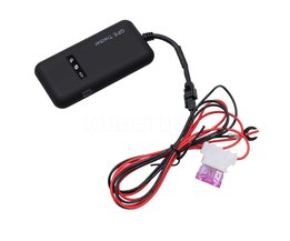 Mini Auto GPS tracker GT02A Realtime Auto GSM GPRS GPS Tracking alarmsysteem Tracking Apparaat
