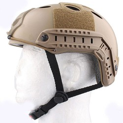 MyXL TOYL Militaire Style SWAT Combat PJ Type Fast Helm voor CQB Schieten Airsoft Paintball