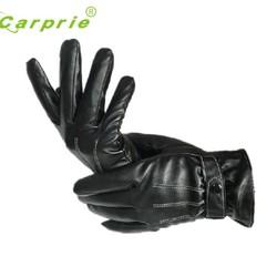 MyXL Professionele Warm PU Lederen motorhandschoenen vrouwen beschermen handen vol vinger guantes moto motocicleta guantes ciclismo NOVEMBER 21