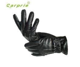 Professionele Warm PU Lederen motorhandschoenen vrouwen beschermen handen vol vinger guantes moto motocicleta guantes ciclismo NOVEMBER 21