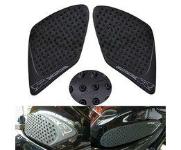 Voor Suzuki GSXR1000 2007-2008 K7 GSXR 1000 Motorfiets Protector Anti slip Tank Pad Sticker Gas Knee Grip Tractie Side 3 M Decal