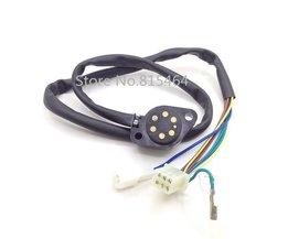 Yecnecty Voor Suzuki GS125 GN125 Motorfiets Gear Indicator Shift Sensor 1 Stuk Motor Fiets Gear Positie Sensor Accessoires