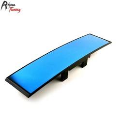 MyXL Rhino Tuning Auto Achteruitrijcamera Spiegel Interieur Auto-accessoires LCD-SCHERM Met Digitale Klok Gebogen Covers 18002