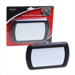 MyXL Zonneklep spiegel Grote Auto Make zonwering Spiegel auto Cosmetische Spiegel Spiegel Auto Levert Free