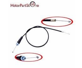 """35 """"Gaskabel voor Honda XR50 CRF50 XR70 CRF70 XR80 CRF80 Dirt Pit Mini Bike Motorfiets Motor Motocross @"""