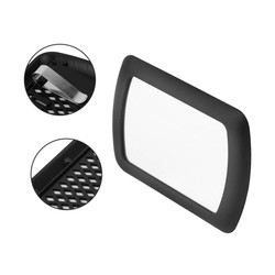 MyXL zonneklep spiegel Auto Make zonwering Cosmetische Spiegel Voor Automobiel Make Up Uitstekende Auto Levert Drop