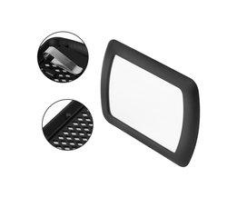zonneklep spiegel Auto Make zonwering Cosmetische Spiegel Voor Automobiel Make Up Uitstekende Auto Levert Drop