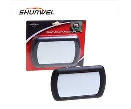 Nieuwegrote auto make spiegel auto zonwering spiegel auto cosmetische spiegel spiegel auto levert Free
