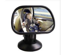 Gemakkelijk Verstelbare Auto Achterbank Baby View Spiegel Baby-autozitje Spiegel Terug Reverse Veiligheid Seat Rear Facing Zorg auto-styling