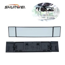 MyXL Grote Vision Auto Drieslag Gebogen Proof Spiegel Vooruitzichten Interieur Groothoek Achteruitkijkspiegels Oppervlak Endoscoop Dodehoekspiegel