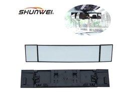 Grote Vision Auto Drieslag Gebogen Proof Spiegel Vooruitzichten Interieur Groothoek Achteruitkijkspiegels Oppervlak Endoscoop Dodehoekspiegel