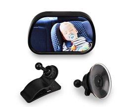 Baby Achteruitkijkspiegel Baby Zitje Auto Baby Kind Kids Achteruitkijkspiegel Veiligheid Reverse Autozitjes Spiegel