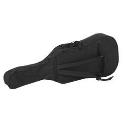 MyXL Draagbare 4/4 & 3/4 Cello Gig Bag Draagtas Case Rugzak Verstelbare Schouderriem Zwart