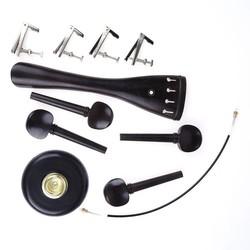 MyXL Koop Cello Accessoires 5 in 1 Volledige Set Accessoire voor 4/4 Cello Instrument Upgrade Accessoires Tool