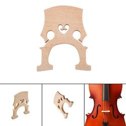 MyXL Homeland1 st Cello Bridge Maple Materiaal Voor 1/2 Cello Accessoires En Onderdelen