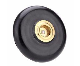 Cello Eindpin Stopper Stop Houder Anker Protector antislip Met Metalen Eye Cello Eindpin Protector Voor Cello Deel & accessoires