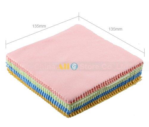 5 Stuks Lensreinigingsdoekje DSLR Camera Lens Cleaning Kit Tablet PC Mobiele Telefoon Screen Bril Zo