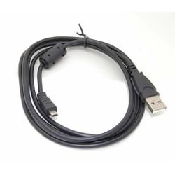 MyXL Usb-kabel voor Nikon Coolpix D7100 D5300 D5200 D5100 D3300 D3200 S9500 UC-E16 E17 S3100 S3000 S2 S31 S32 S2750 S2700 S230 S203