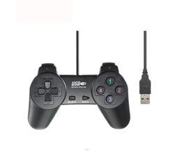 1.8 M USB 2.0 Wired Multimedia Controle Joystick Game Controller Voor PC Laptop Computer Voor WIN9X/2000/XP/VISTA GamePad