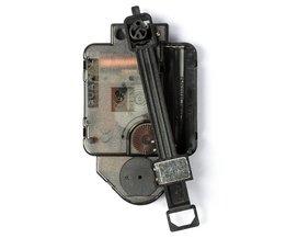 Slinger soort Beweging 4 soorten Schroef lengte Plastic Beweging Met Handen Stap Klok Accessoire Quartz DIY Beweging Kits