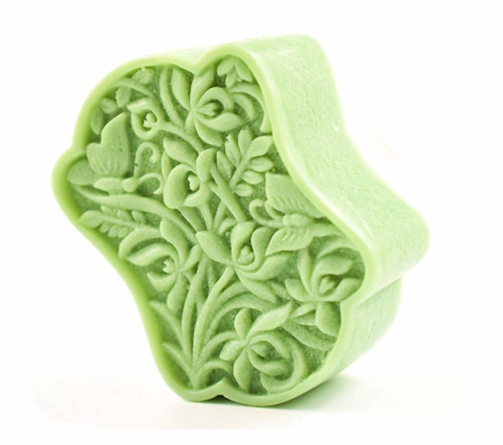 59f38652da3030 MyXL Bloemen Craft Mold S522 Craft Art Siliconen 3D Zeep Schimmel Craft  Mallen DIY Handgemaakte Kaars