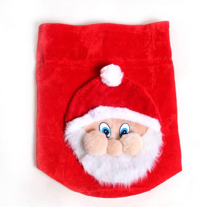 Kerst Dag Decoratie Santa Grote Sack Kous Grotebags Kerst Kerstman Xmas Geschenken Zak P20