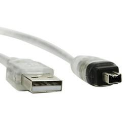 USB 2.0 Male naar IEEE 1394 4 Pin Kabel