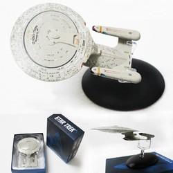 MyXL Star Trek USS Enterprise NCC-1701-D Ruimteschip Model Beyond USS. Startrek In Duisternis Classic Schip Cijfers