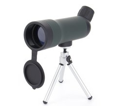 Goedkope 20x50 Spotting Scope HD Monoculaire Outdoor Telescoop Met Portable Statief monoculares 20*50 Professionele telescoop DH113