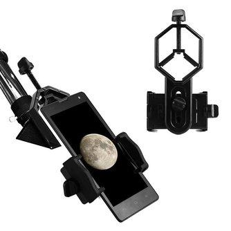 Gratis verzendingSpotting Scope Mobiele Telefoon Houder Astronomische Telescoop Universele Stand Mount