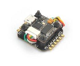 Super_S F4 Vlucht Controller Board ingebouwde Betaflight OSD Blheli_S 4in1 ESC 2 S voor Indoor Borstelloze FPV DIY Racing Drone F21370