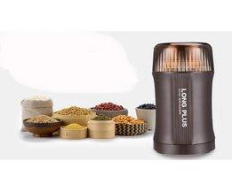 Elektrische Koffie Spice Grinder Maker met Rvs Blades Bonen Molen Kruiden Noten Moedor de Cafe Thuisgebruik <br />  Eworld