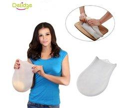 1 st Pastry Kneden Deeg Bag Siliconen Wit Non-stick Gebak Blender Tas DIY Home Made Knoedel Noedels Tas gereedschap <br />  delidge