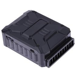 MyXL Promotie USB Cooler Mini Stofzuiger USB Air Extraheren Uitlaat Koelventilator CPU Koeler voor Notebook Laptop PC <br />  ALLOYSEED