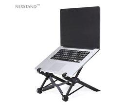 K2 laptop stand opvouwbare draagbare verstelbare laptop lapdesk kantoor lapdesk. ergonomische notebook stand <br />  NEXSTAND