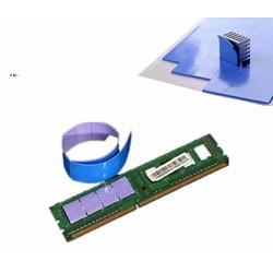 MyXL 1 Stuk 100x100x1mm GPU CPU Chip Heatsink Cool Thermische Geleidende Siliconen Pad <br />  MyXL